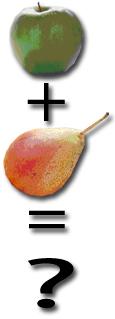 Manzanas - Peras